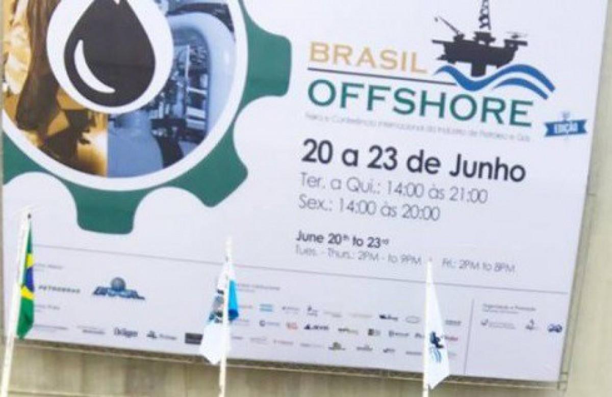 Metalúrgica Cardoso participa da Brasil Offshore 2017