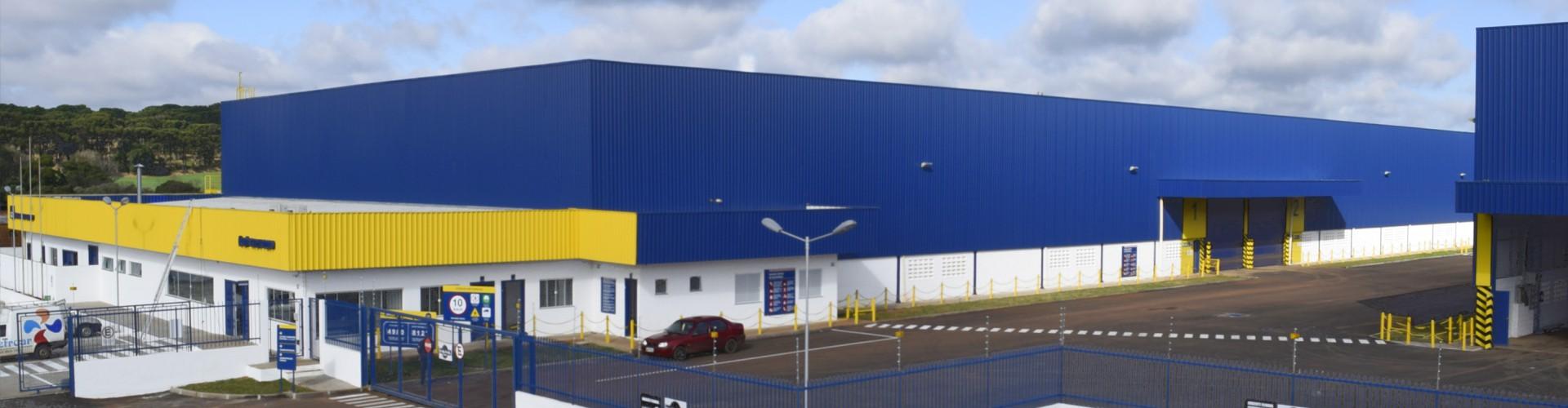 Centro de Distribuição Gerdau