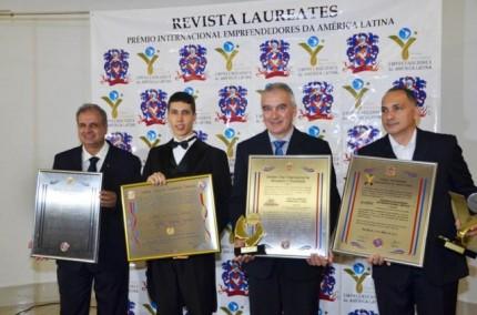 Metalúrgica Cardoso recebe prêmio referência de Incentivo a Qualidade 2013
